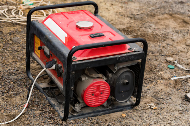 エンジン工具(発電機、溶接機、他)