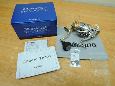 シマノ スピニングリール BIOMASTER SW 5000XG