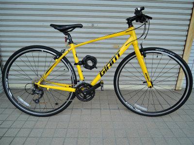 クロスバイク GIANT ESCAPE RX3 2020年モデル