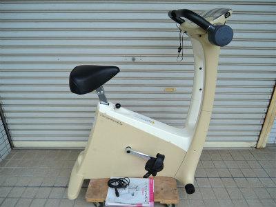 健康器具 エアロバイク コナミ
