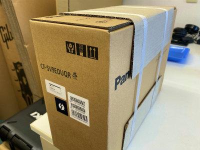 ノートパソコン Panasonic CF-SV9EDUQR