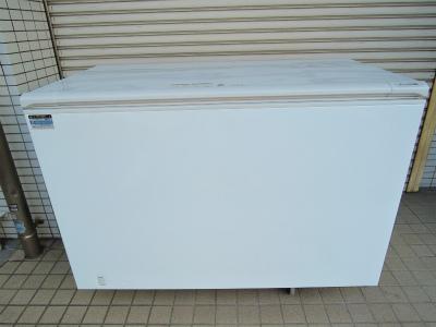 冷凍ストッカー サンデン SH-500XB