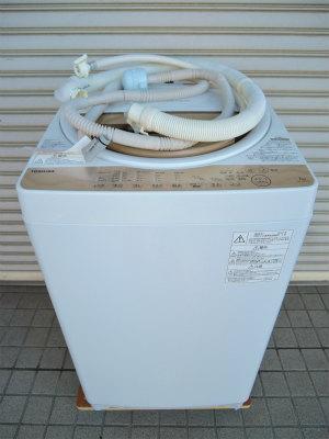 2021年5月買取 洗濯機 5kg 東芝 2020年製