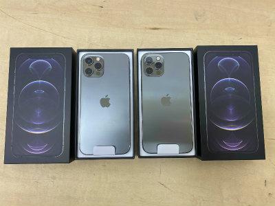 携帯電話(スマホ) iPhone12 Pro 128GB 未使用品 2台