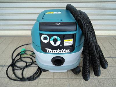 2021年3月買取 集塵機 makita VC0830