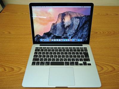 2021年4月買取 MacBook Pro MF839J/A