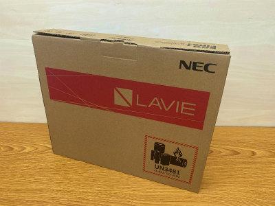 2021年4月買取 NEC ノートパソコン 新品未開封品