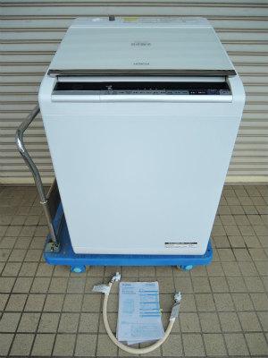 2021年6月買取 縦型洗濯乾燥機 日立 2018年製