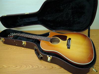 2021年5月買取 アコースティックギター Gibson J-45 CUTAWAY