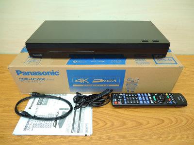2021年5月買取 ブルーレイレコーダー Panasonic 2020年製