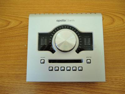 2021年5月買取 オーディオインターフェース apollo twin