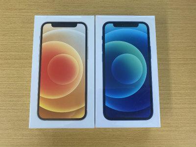 2021年6月買取 iPhone12 mini 64GB 2台まとめて 新品