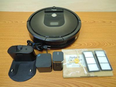 2021年6月買取 ロボット掃除機 iRobot Roomba980