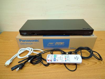 2021年8月買取 ブルーレイレコーダー Panasonic 2018年製